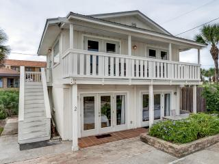 NEWLY RENOVATED Ocean Front HOME - 5 mi to St AUG - Saint Augustine Beach vacation rentals
