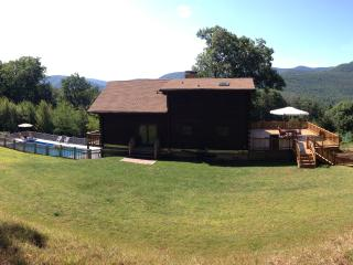Secluded Catskill Chalet - Stunning Mountain Views - Woodstock vacation rentals