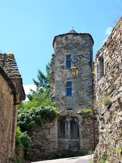 13th century tower in Najac, south of France - Najac vacation rentals
