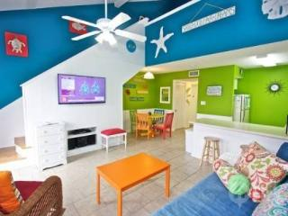 Sand Dollar Dreams, Bright Beautiful Loft Style Condo steps from Beautiful White Sand of Seagrove - Santa Rosa Beach vacation rentals