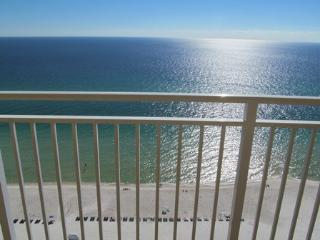 Intimate 2 Bedroom Overlooking Ocean at Sterling Reef - Panama City Beach vacation rentals