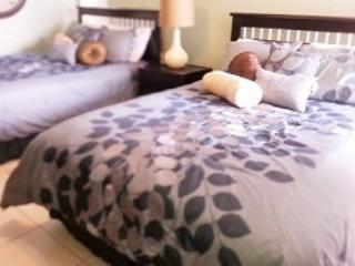 Two queen size beds - Long Beach Resort 1-300 E - Panama City Beach - rentals