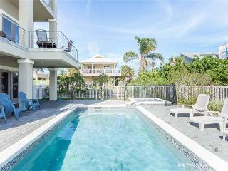 Augustine Sunset, Ocean View, Private Pool, Jacuzzi - Saint Augustine vacation rentals
