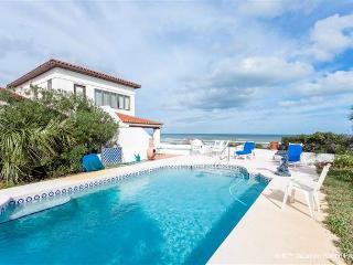 Sueno Mar, Ocean Front, 4 Bedrooms, Private Pool - Saint Augustine vacation rentals