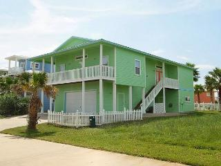 Great 4 bedroom in Royal Sands on Mustang Island! - Texas Gulf Coast Region vacation rentals