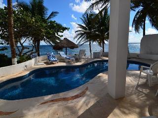 Casa Salvaje  Private, Pristine White Villa By The Sea in Aventuras Akumal - Akumal vacation rentals