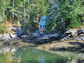 SUNSET COTTAGE BOAT HOUSE - Rented Only With Sunset Cottage - Portland and Casco Bay vacation rentals