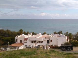 Bright 2 bedroom Crotone Penthouse with A/C - Crotone vacation rentals
