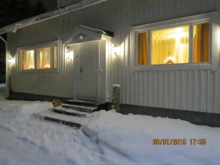 Half a house w/your own entrance, 60m2, free wi-fi - Lapland vacation rentals