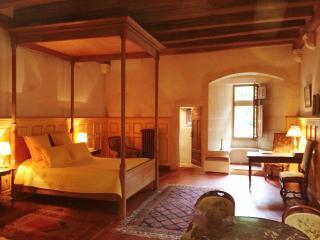 Chambre dans le Donjon du Château de Saint-loup - Saint-Loup-Lamaire vacation rentals