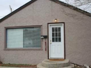 Charming 1 bedroom Cody House with A/C - Cody vacation rentals