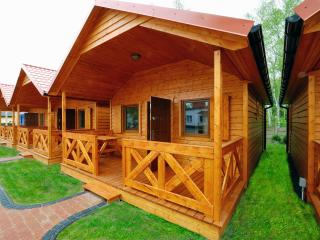 Perfect Chalet with Trampoline and Television - Dabki vacation rentals