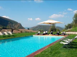 Inspiring Villa Caminata offers lush gardens, incredible views and maid service - Aglientu vacation rentals