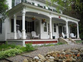 The Pickering House - an 1854 Harbor View Home - Deer Isle vacation rentals