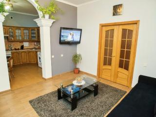 Luxury 3-Room Apartment in the Center - Moldova vacation rentals