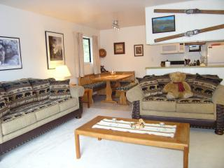 Comfortable & Convenient 1BR Condo in Squaw Valley - Olympic Valley vacation rentals