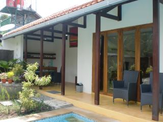 2 bedroom Villa with Internet Access in Yogyakarta - Yogyakarta vacation rentals
