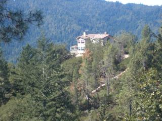 Mountain Top Estate on 20 acres - Boulder Creek vacation rentals