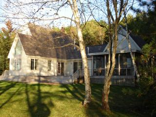 Waterfront Cottage on Unspoiled Westport Island - Boothbay Harbor vacation rentals