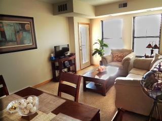 Elegant 1Br apt w/ Lot of Amenities & Balcony on L - Minneapolis vacation rentals