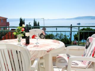 Apartment M4 with sea view Trogir/Seget Vranjica - Seget Vranjica vacation rentals