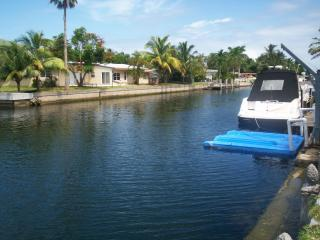 SeaSide Point with Private Dock and Pool - North Miami Beach vacation rentals