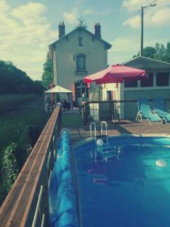 3 bedroom Gite with Parking in Reugny - Reugny vacation rentals