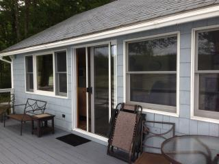 Nice Cottage with Deck and Internet Access - Wolfeboro vacation rentals