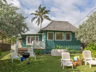 Beachfront Plantation Cottage - Waialua vacation rentals