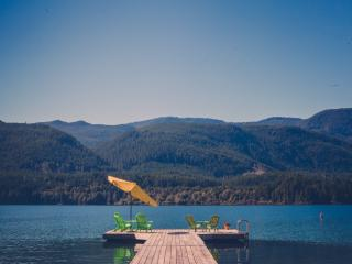 Serenity Woods at Sproat Lake, Port Alberni, BC - Bowser vacation rentals