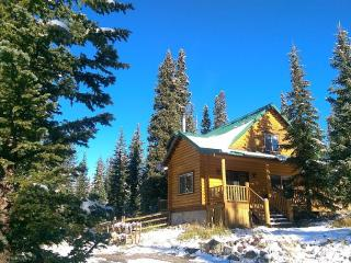 Secluded Log Cabin with Expansive Mountain Views - Fairplay vacation rentals