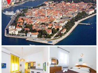 Apartment Cele Zadar Center 4+4 - Zadar vacation rentals