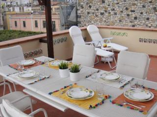Taormina Sea View Terrace for 2 people - Taormina vacation rentals