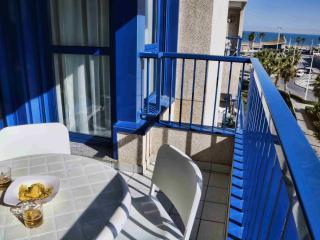 Blue Beach apartment, Wifi, 50 m from beach - Alboraya vacation rentals