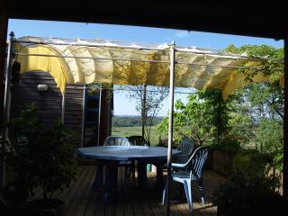Comfortable Gite with Deck and Internet Access - Cornillon vacation rentals