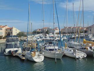 Small Marina Apartment in St. Cyprien, near beach - Saint-Cyprien-Plage vacation rentals