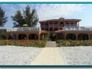 LaCasa Costiera on Beach Special July $2900./wk. - Anna Maria Island vacation rentals