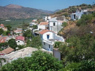 scenic Cretan house in hills near Elounda beach - Choumeriakos vacation rentals