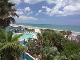 Oceanfront 2 BR, 2 Ba,  May 27 thru June 3 - New Smyrna Beach vacation rentals