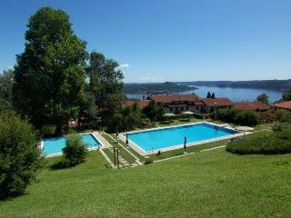 Lesa 2 bedroom apartment with pool - Lesa vacation rentals