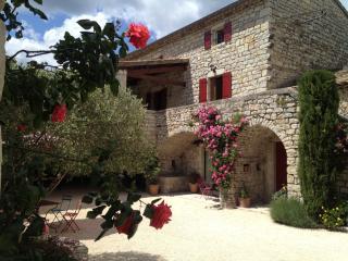 LA BASTIDE DU VIGNERON- B&B GRENACHE - Saint-Maurice-d'Ibie vacation rentals