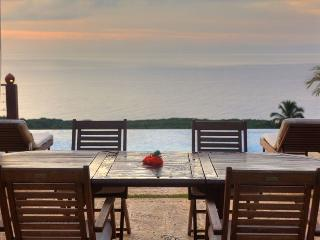 Caribbean Luxury. Whale Watch from Infinity Pool. - Las Galeras vacation rentals
