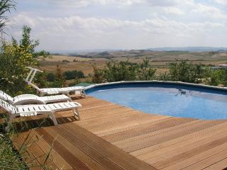 Detached Villa with a Private Pool Quietly Located - Monteaperti vacation rentals