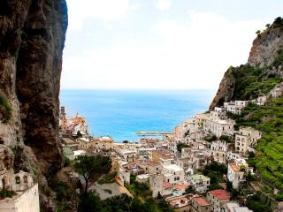 Ravello APT Le Rose 1 with pool Amalfi Coast - Ravello vacation rentals