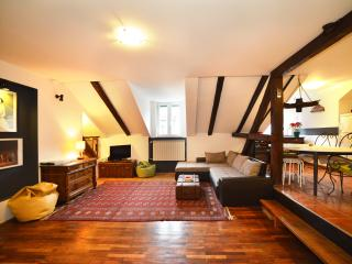 3 BEDROOM/120 m² APT IN VERY CENTER - Zagreb vacation rentals