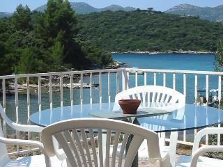 House direct on the sea near center of Korcul - Korcula vacation rentals