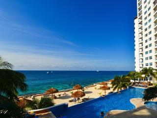 Casa de Tortuga 1B: Beautiful 3 Bedroom Oceanfront - Cozumel vacation rentals