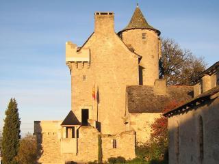 Chambres d'Hôtes au Château de Lunac - Najac vacation rentals