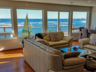 Breathtaking Bay and Ocean Views! - Cape Meares vacation rentals
