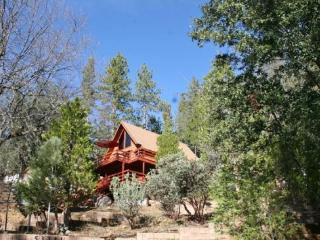 Bel-Idy - Fantastic A Frame with Views and A/C - Idyllwild vacation rentals